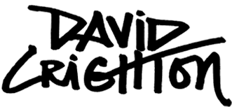 David Crighton's Art Toronto Logo