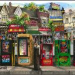 Bloor West Village Newboxes
