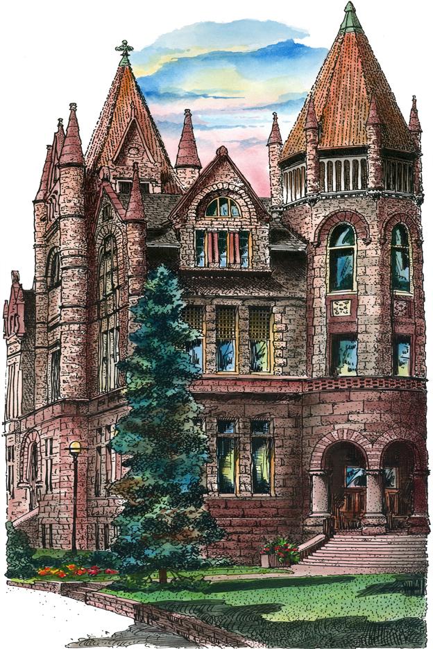 Victoria College. University of Toronto