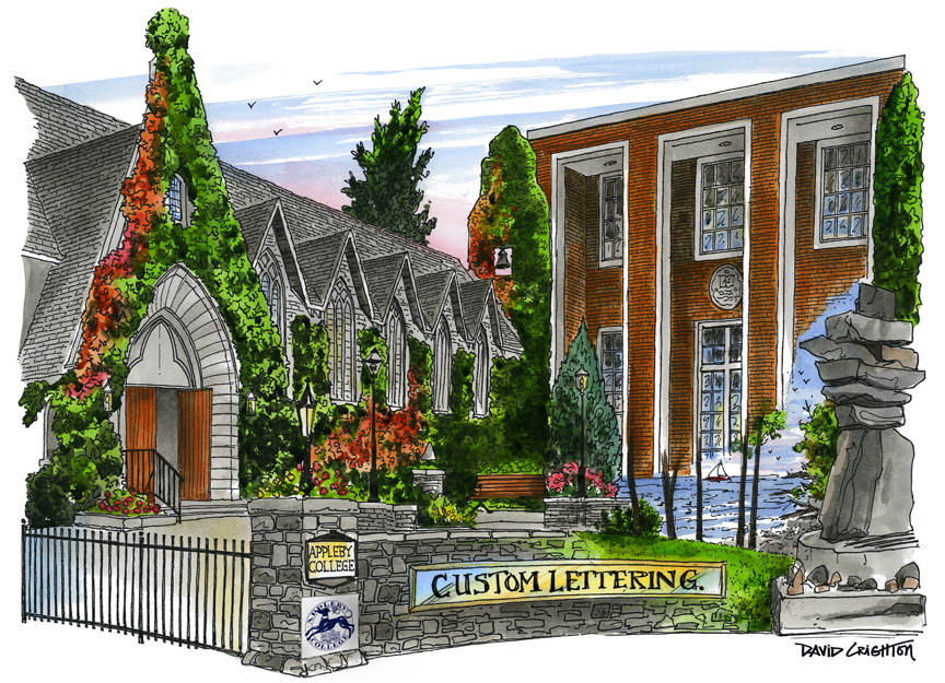 Appleby College, Oakville, Ontario