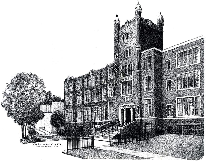 Central Technical School, Toronto