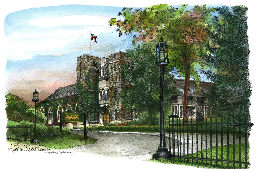 Havergal College, Toronto